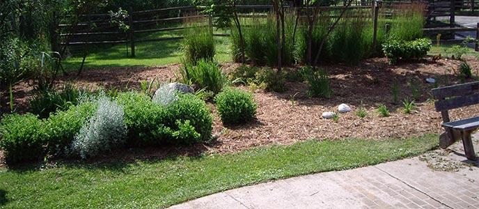 New Zoo Pet Memorial Garden