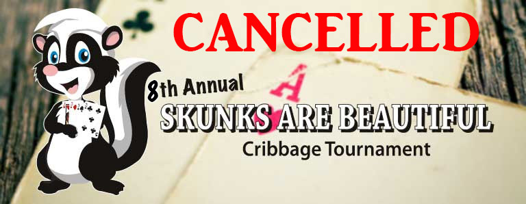 Cribbage Tournament Cancelled