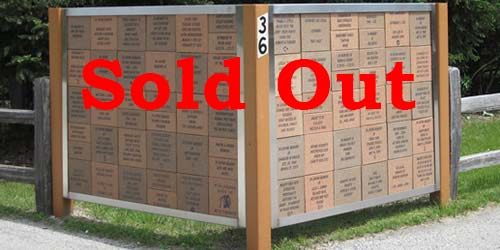 Brick Program - Sold Out