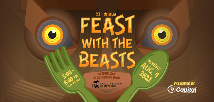 FEAST WITH THE BEASTS 2021